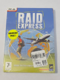 Joc PC - Raid Express - original nou sigilat