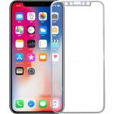Sticla Securizata Full Body 3D Curved Alb APPLE iPhone X