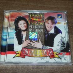 CD original Irina Loghin si Fuego cu Lautarii din Chisinau