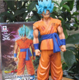 Figurina Goku Blue Dragon Ball Z Super 25 cm anime