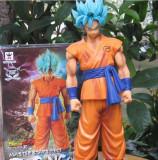Figurina Goku Blue Dragon Ball Z Super 25 cm anime