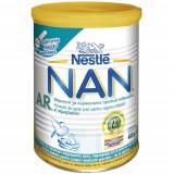 Lapte Praf NAN AR pentru Regimul Dietetic al Sugarilor cu Regurgitatii, 400 g, Nestle