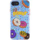 Husa Capac Spate Donut Apple iPhone 7, iPhone 8, BENJAMINS