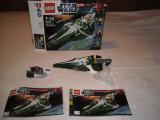 Lego Star Wars - 9498 - nava  Saesee Tiin's Jedi Starfighter