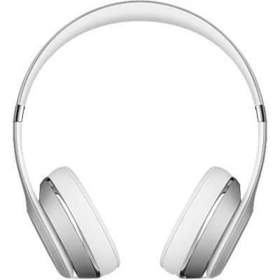 Casti Wireless Solo 3 On Ear Argintiu foto