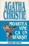 Agatha Christie - Moartea vine ca un sfârșit