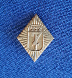 Insigna militara 7 ani in serviciul patriei