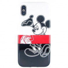 Husa Capac Spate Mickey Mouse APPLE iPhone Xs