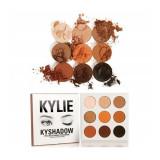 Paleta Fard Kylie Kyshadow Eyeshadow Bronze Edition
