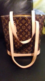 Geanta Originala Louis Vuitton dama., Maro, Medie, Louis Vuitton