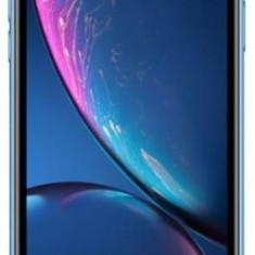 Telefon Mobil Apple iPhone XR, LCD Liquid Retina HD 6.1inch, 128GB Flash, 12MP, Wi-Fi, 4G, Dual SIM, iOS (Blue), Albastru, Neblocat