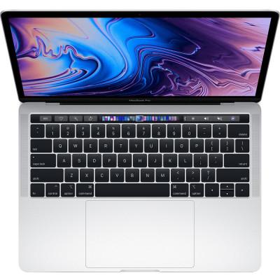 Macbook Pro 13 2018 256GB Argintiu foto