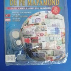 RWX 81 - BANI DE PE MAPAMOND - NUMARUL 59 - IN AMBALAJUL ORIGINAL!!!
