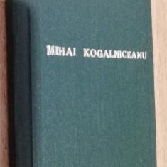 RWX 81 - MIHAIL KOGALNICEANU - BIBLIOTECA PENTRU TOTI - EDITIE 1908