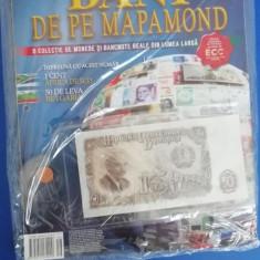 RWX 81 - BANI DE PE MAPAMOND - NUMARUL 56 - IN AMBALAJUL ORIGINAL!!!
