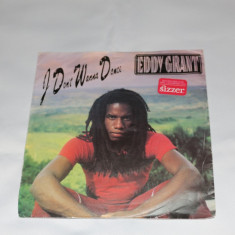 [Vinil] Eddy Grant - I don't wanna dance - single 7inch