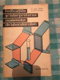 Indicatiile si interpretarea examenelor de laborator clinic Antal Fischer