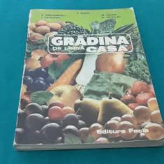GRĂDINA DE LÂNGĂ CASĂ/ E. DRĂGĂNESCU, Z. SUCIU/ 1983