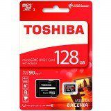 Card Memorie Micro SDXC 128GB, Toshiba