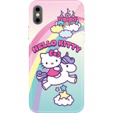 Husa Capac Spate Fantasy APPLE iPhone XR, Hello Kitty