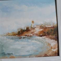 MARINA - ULEI PE CARTON PRESAT - SEMNAT, Marine, Altul