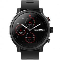 Smartwatch Amazfit Stratos MultiSport GPS Negru, Xiaomi