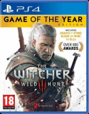 Joc consola CD Projekt S.A THE WITCHER 3 WILD HUNT GOTY EDITION pentru PS4