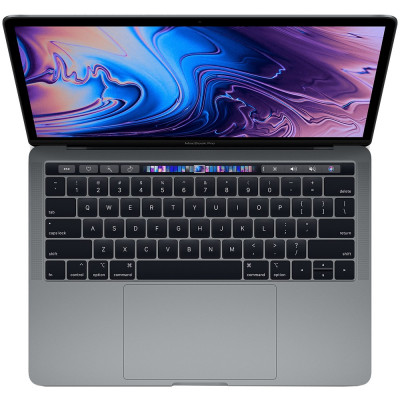 Macbook Pro 13 2018 512GB Gri foto