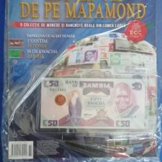 RWX 81 - BANI DE PE MAPAMOND - NUMARUL 60 - IN AMBALAJUL ORIGINAL!!!