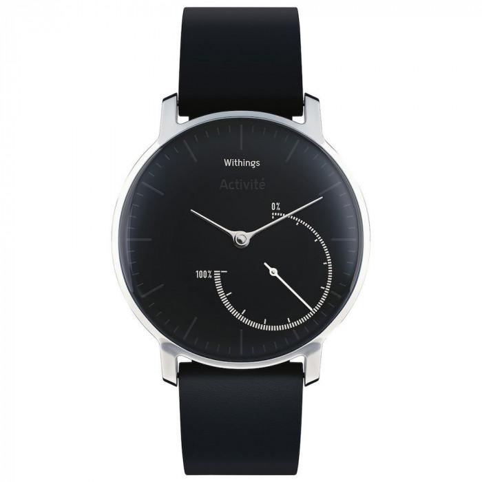 Smartwatch Activite Fitness Otel Inoxidabil Negru