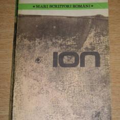RWX 14 - ION - LIVIU REBREANU - EDITATA IN 1983