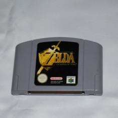 [N64] Legend of Zelda - Ocarina of Time - joc original Nintendo 64