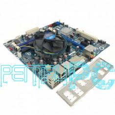 KIT Placa de baza Intel DH67BL LGA1155 + i7 2600 3.4Ghz (pana 3.8Ghz) + Cooler, Pentru INTEL, DDR 3, Contine procesor