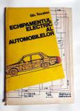 """Carte: """"Echipamentul electric al automobilelor"""""""