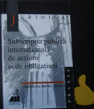 Subscriptia publica internationala de actiuni si de obligatiuni Stoica