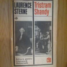 z1 Tristram Shandy - Laurence Sterne