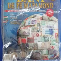 RWX 81 - BANI DE PE MAPAMOND - NUMARUL 53 - IN AMBALAJUL ORIGINAL!!!