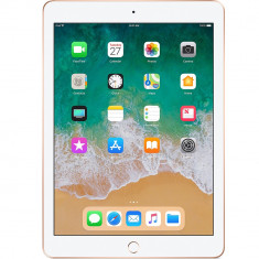 IPad 2018 9.7 32GB LTE 4G Auriu, 9.7 inch, 32 GB, Apple