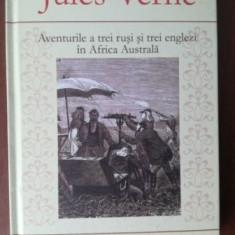 Aventuri a trei rusi si trei englezi in Africa Australa- Jules Verne