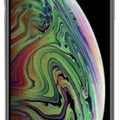 Telefon Mobil Apple iPhone XS, OLED Super Retina HD 5.8inch, 512GB Flash, Dual 12MP, Wi-Fi, 4G, Dual SIM, iOS (Space Gray), Gri, Neblocat