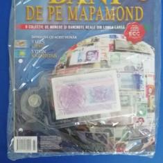 RWX 81 - BANI DE PE MAPAMOND - NUMARUL 64 - IN AMBALAJUL ORIGINAL!!!