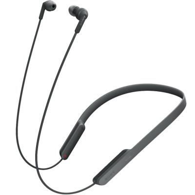 Casti Audio Wireless Extra Bass Negru foto