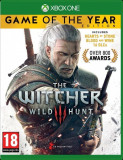 Joc consola CD Projekt S.A THE WITCHER 3 WILD HUNT GOTY EDITION pentru XBOX ONE