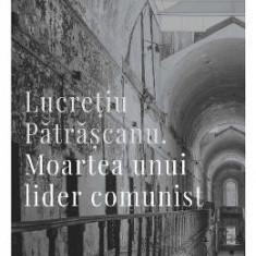 Lucretiu Patrascanu. Moartea unui lider comunist - Lavinia Betea