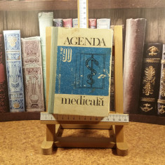 "Agenda medicala `90 ""A6498"""