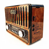 Radio  AM / FM / SW 3 benzi VX-333 USB / SD / TF / Mp3 Player, Digital, 0-40 W