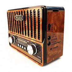 Radio  AM / FM / SW 3 benzi VX-333 USB / SD / TF / Mp3 Player