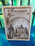 MONUMENTE ISTORICE ALE ROMANIEI * TIPURI DIN JUDETELE ARGES SI MUSCEL , ED. 2011