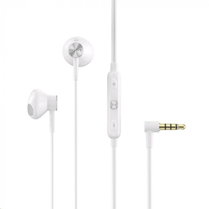 Casti Audio Stereo Alb