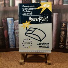 """B. Eder - ECDL  Power Point prezentari Modulul 6 """"A6293"""""""